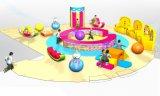 Ânimo para bebês com temática circense de Diversões o parque de diversões de Reprodução suave