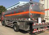 Camion del serbatoio di combustibile della lega di alluminio delle asce di Dongfeng 3 20000L