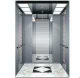 작은 기계 룸 (Q08)를 가진 전송자 엘리베이터
