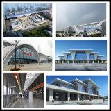 Untergrundbahn-Hochgeschwindigkeitszug-Wand-Umhüllung-Aluminiumbienenwabe-Panel