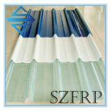 Painel de clarabóia corrugada, placa de luz de fibra de vidro, placa de clarabóia FRP