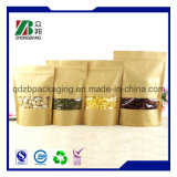 Pochette suspendue à fermeture à glissière avec sac en polyuréthane