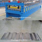 Behälter-Blatt-Panel-Profil walzen die Formung der Maschine kalt