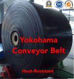 La cinta transportadora Heat-Resistant Yokohama
