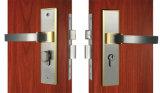 Fechamento de porta durável personalizado do quarto da segurança Home de fechamento de porta do Mortise