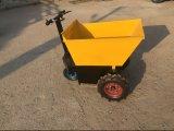 3ruedas Mini Manual electrónico/hidráulico Dumper /Loader /Carretilla