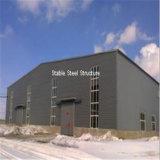 Professionelle vorfabrizierte Stahlkonstruktion-Gebäude