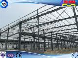 Struttura d'acciaio chiara prefabbricata per il workshop (PB-026)
