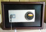 Caixa segura do cacifo do fechamento do metal para a HOME do hotel do banco