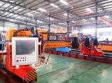 De economische CNC Plaat van het Staal van de Vlam van het Gas en de Scherpe Machine van de Pijp