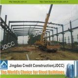 プレハブQ235B Q345bの軽い鋼鉄倉庫