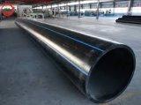 Tubo dell'HDPE del rifornimento idrico di pressione Pn20 e Pn25 grande