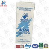 200ml Slim l'emballage aseptique des jus de papier