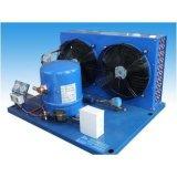 Unidad de condensación de cámara fría para congelar alimentos