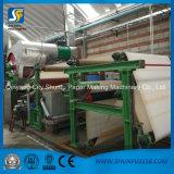 Alto papel higiénico productivo de la pequeña escala que hace la máquina