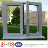 Venta caliente barato Ventana de seguridad de aluminio abatibles