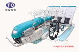 4 linhas Transplanter do arroz, máquina de transplantação do arroz, 2zs-4 modelo