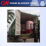 油田のための熱い販売のカスタマイズされた容量の泡のぼうこうタンク