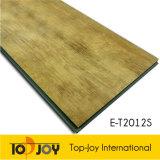 Aspecto de madera antideslizante de la serie haga clic en Bloquear pisos de vinilo