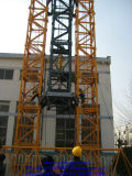 3 bis 25 Tonnen-innerer kletternder Turmkran