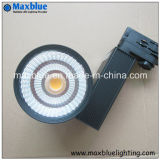 Alto Brilho 100lm / W 45W CREE COB LED Track Light