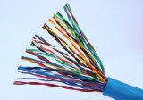 Fluoroplastic изолировало защищаемый кабель с 24AWG