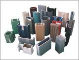 Profils en aluminium pour les composants industriels