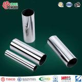 304 Pequeno diâmetro do tubo de aço inoxidável com marcação na fábrica