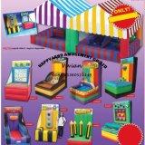 8 jeux gonflables de carnaval du jeu In1 intermédiaire