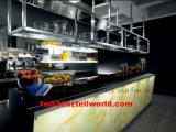 Compteur moderne de barre de modèle de compteur de système de compteur de nourriture de compteur de buffet de meubles de boîte de nuit