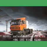 Beiben 북쪽 벤츠 트랙터 트럭 420HP