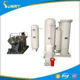 Hohe Kapazitäts-industrieller Sauerstoff-Generator Pirce für füllende Zylinder