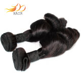 le trame superiori dei capelli del Virgin 8A slacciano la presa di fabbrica Burmese dei capelli dell'onda