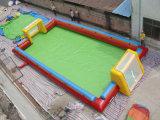 Corte di campo gonfiabile di pallavolo dei giochi di sport di acqua