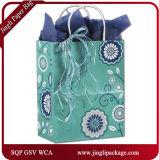 수직 베르사이유 구매자 Eco 선물 종이 봉지는 종이 봉지를 재생했다