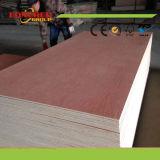28mm WBP Waterproof Keruing / Apitong Container Flooring Contreplaqué