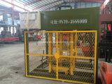 Bloc de construction8-15 Qt et machine à fabriquer des briques pour les matériaux de construction