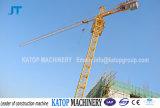 guindaste de torre pequeno da carga do comprimento 5t do crescimento de 50m para a venda