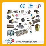 エンジンおよび発電機の予備品