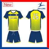 Healong Driの適当で完全な昇華させたサッカージャージー中国(HL00006)