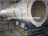Tuyau d'alimentation en eau à gaz PE de ligne de production du PEHD Ligne d'Extrusion