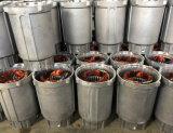 Pompes à eau submersibles électriques de ferme de jardin de Qdx25-16-1.8f, 2.5HP (boîtier en aluminium)