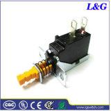 La SGS PA66 16A125Interrupteur à bouton poussoir d'ACC (MPS11)