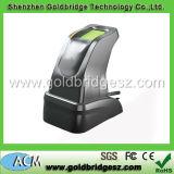 Acm4000指紋読取装置を持つ生物測定RFIDのカード読取り装置