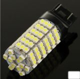 bianco dell'indicatore luminoso 7443 dell'automobile di 120LED 3528 SMD