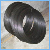 Liaison de haute qualité sur le fil de fer noir