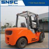 Dieselgabelstapler der China-Qualitäts4ton mit Japan-Motor