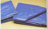 De extra Stof van Outerdoor van het Geteerde zeildoek van de Waarde Waterdichte Blauwe