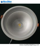 Grand angle 75degré réglable COB LED Spot encastrable au plafond 20W