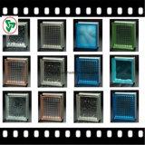 I mattoni del blocchetto di vetro di alta qualità per decorano la parete, mattonelle della parete